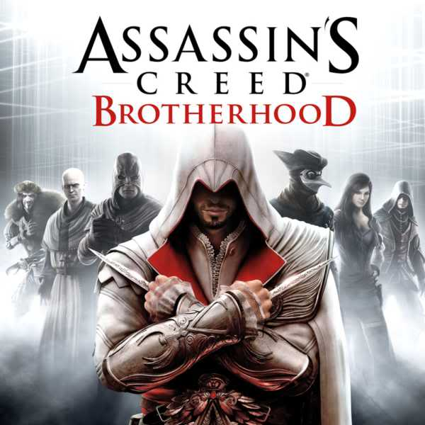 Assassins Creed II Brotherhood