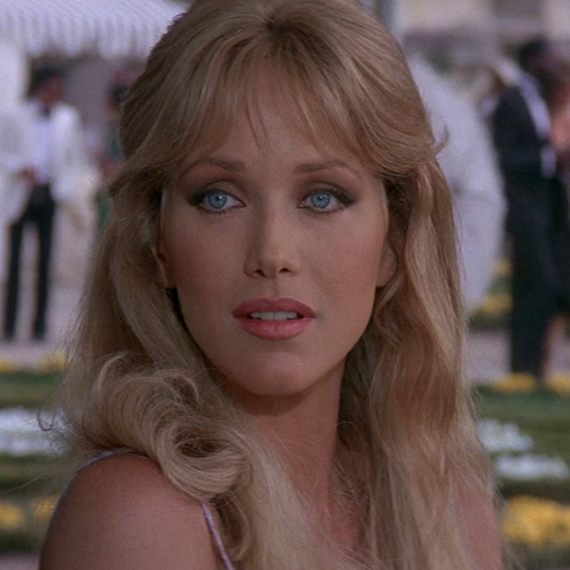 American tanya roberts stacey sutton in a view to a kill