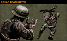 Squad Deathmatch BC2V
