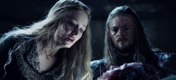 Eowyn, Eomer and Theodred