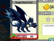 Mi hermoso dragão oscuro