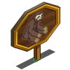 Tree Sloth Mastery Sign-icon