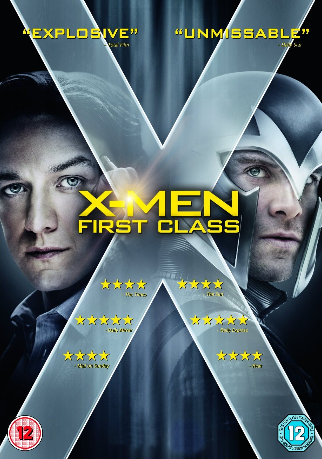X-Men: First ClassReleasesEditFan Feed