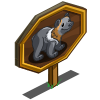 Tibetan Blue Bear Mastery Sign-icon
