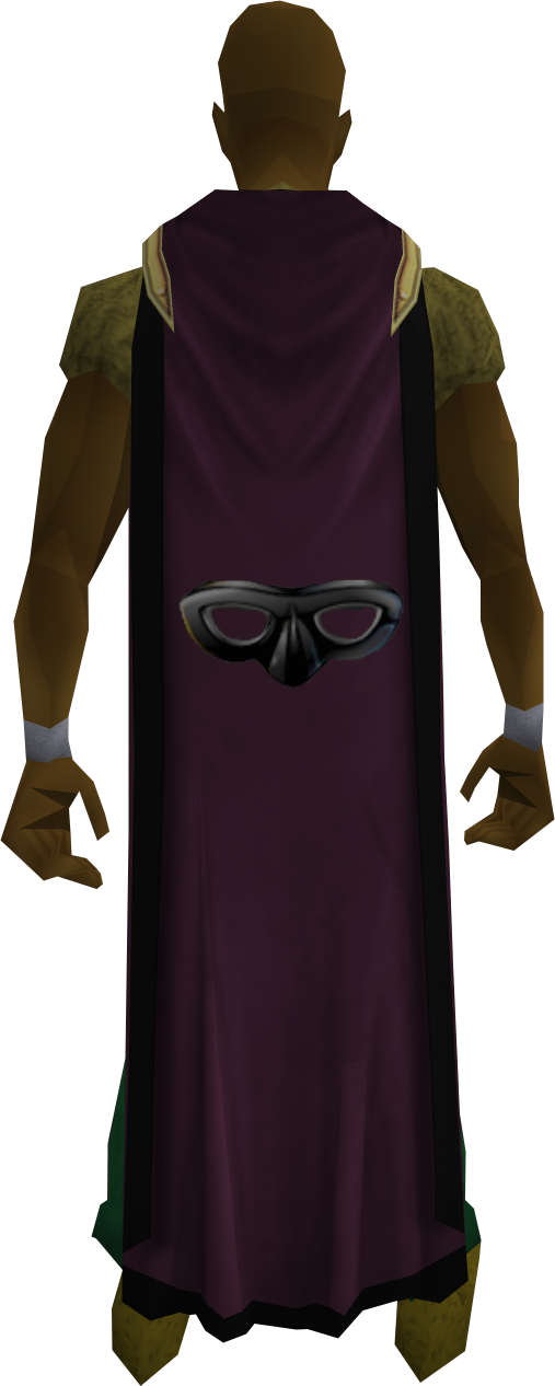 Thieving cape (t) equipped