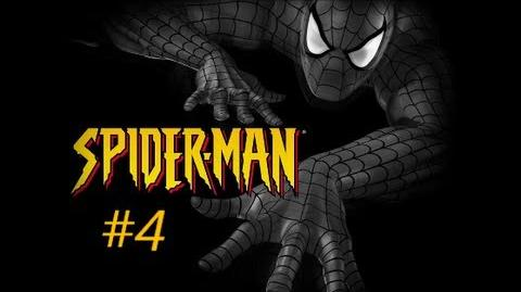 Spider-Man (2000) PS1 Walkthrough Part 4 Police Chopper Chase