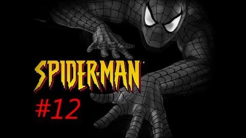Spider-Man (2000) PS1 Walkthrough Part 12 Spidey VS. Venom Again