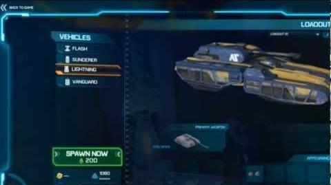 Empire Vehicle Variants ( Feedback) - Planetside 2 Guide