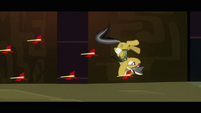 Daring Do about to do backflip S2E16