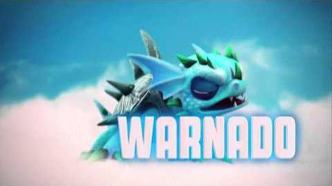 Skylanders Giants - Warnado's Soul Gem Preview (For the Wind)