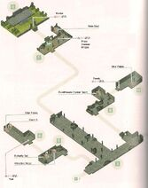 Enna Palace Ruins Map 2