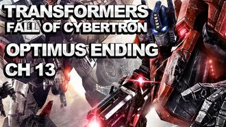 Transformers FoC Walkthrough - Til All are One Ch. 13 - Optimus Prime Ending