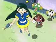 Poyon Keroro Giroro Tamama!