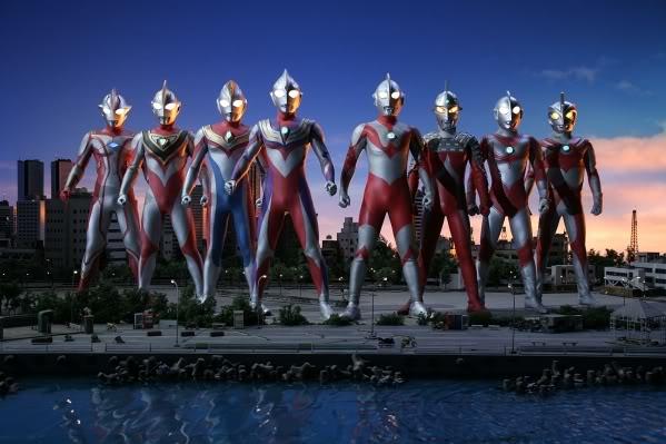 Ultra Brothers - Ultraman WikiUltraman Mebius And Ultra Brothers