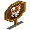 Papillon Mastery Sign-icon