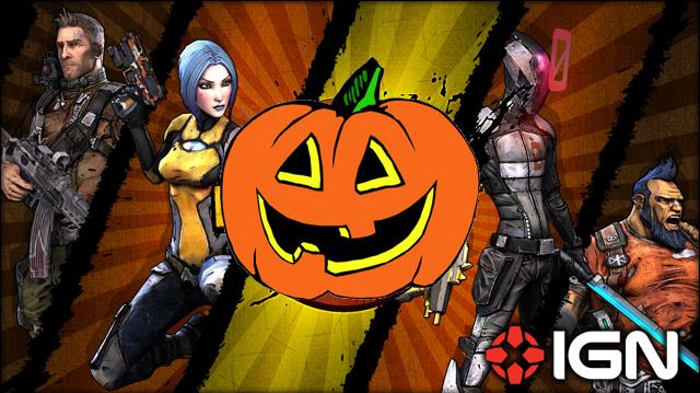 Borderlands 2 - Halloween Costumes - Spooky Skins