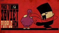 Sovietpurplehen