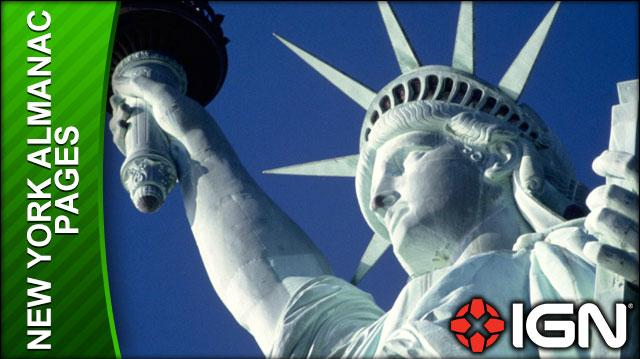 Assassin's Creed 3 Walkthrough - All New York Almanac Page Locations