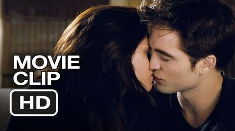 The Twilight Saga Breaking Dawn - Part 2 Movie CLIP - Talk (2012) - Kristin Stewart Movie HD