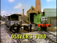 Oliver&#39;sFindUStitlecard