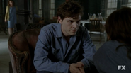 Evan Peters Kit Walker American Horror Story Asylum S02E02 TAR 2