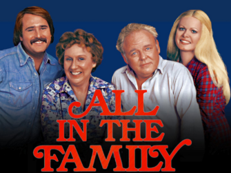 All In The Family Wallpaper