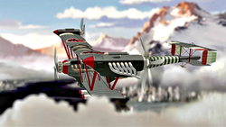 Equalist biplane