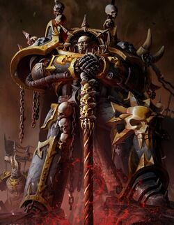 Chaos Lord Eliaphas the Inheritor