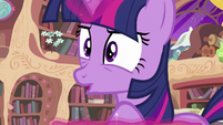 Twilight Explaining Her Schedule Problem S2E20