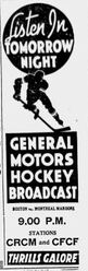 HNIC1933Ad