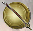 1st Rare Weapon - Katana