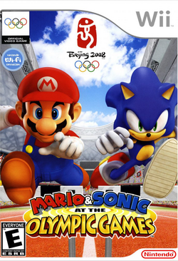 Mario and Sonic at the Olympic Games (Wii) (NA)