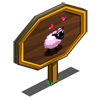 Luv Ewe Mastery Sign-icon