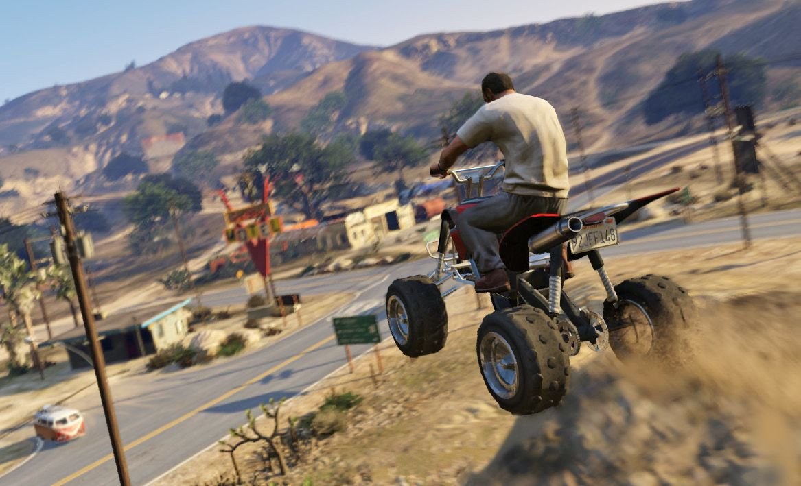Bikes Gta V GTA V gives you the freedom to