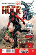 Red She-Hulk Vol 1 59