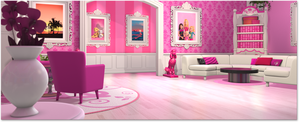 Barbie 39 s dreamhouse barbielifeinthedreamhouse wiki for Dream home location