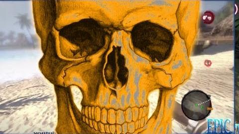 Dead Island Orange Skull *BEST QUALITY* Location & Drop Off