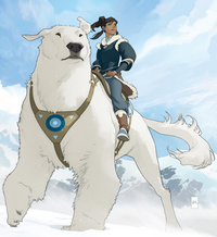 Korra SDCC poster cropped