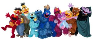 MuppetsOfSesameStreet