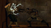 Lieutenant electroshocking Bolin