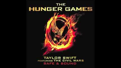 "Taylor Swift feat. The Civil Wars ""Safe & Sound"" (from The Hunger Games Soundtrack)-0"