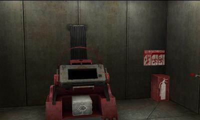 Nonary Game : Ambidex Edition   Equipe Rouge : Laboratoire de biologie Elevator