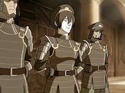 Older Toph Beifong