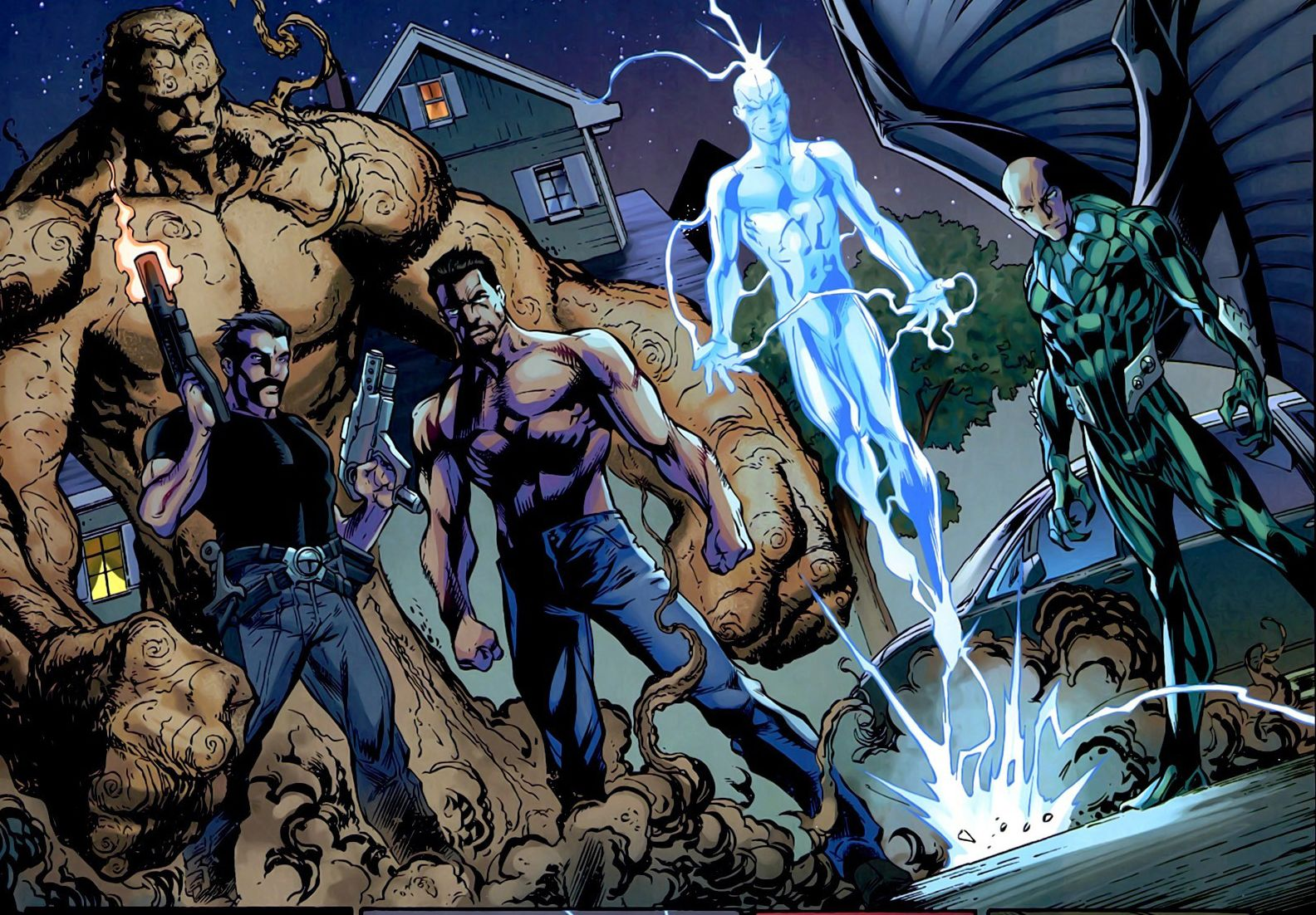 Sinister Six (Marvel Gallery) - New Marvel Wiki