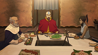 Tenzin postpones Korra&#39;s airbending training