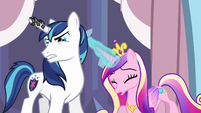 Shining Armor &#39;I have to find&#39; S3E2