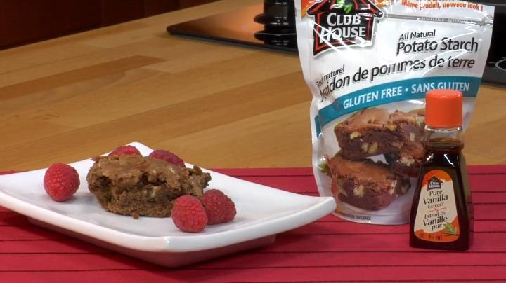 Club House Gluten Free Chocolate Brownies