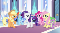 Rarity don&#39;t remember S3E1