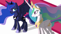 Luna and Celestia discuss Twilight S3E01.png