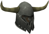 Guthan&#39;s helm chathead